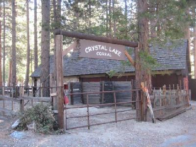If You Have Horses Or Other Stock Animals You Might Like To Bring Up With  You, The Old Crystal Lake Corral Has Been Rebuilt And Restored To The Point  Where ...